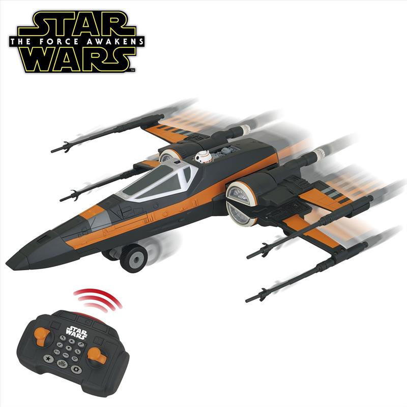 Star wars command hero starfighter