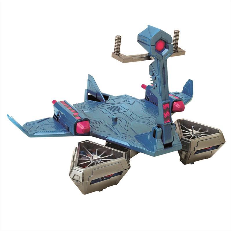 Tartarugas ninja veículo hover drone