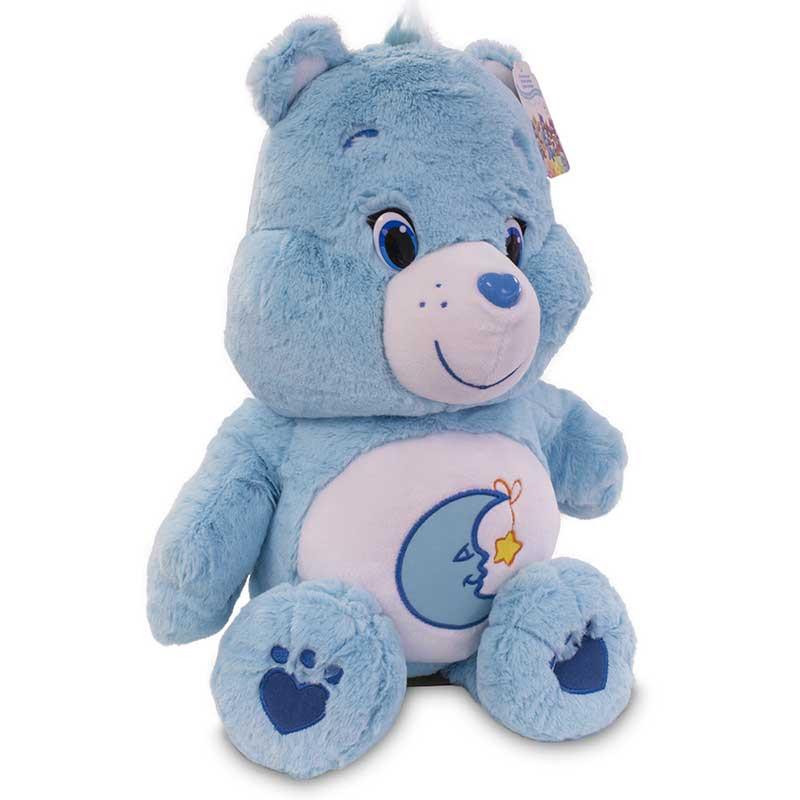 Ursinhos Carinhosos peluche grande azul