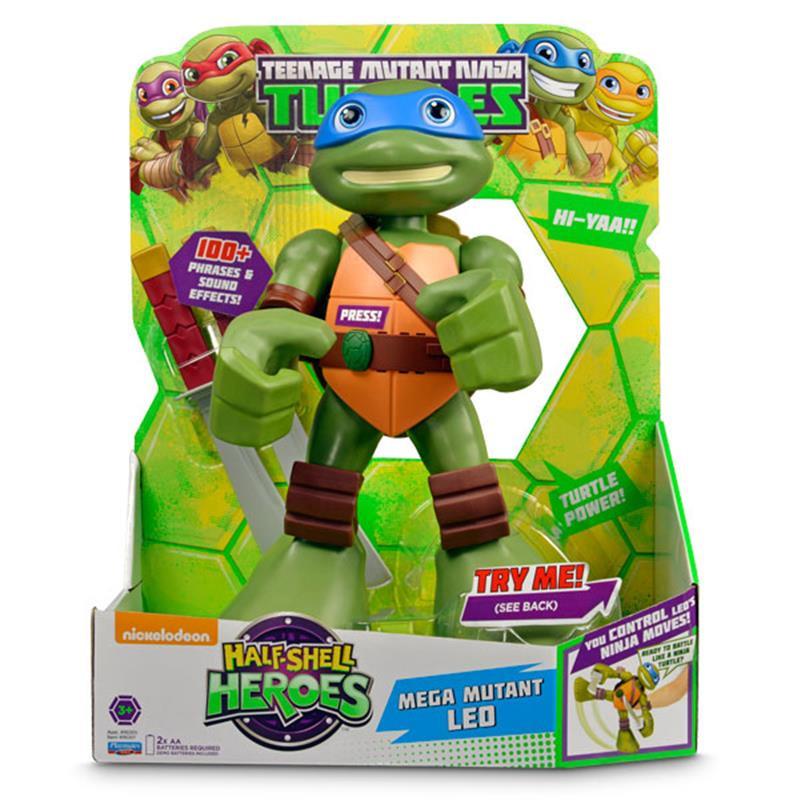 Tartarugas Ninja Hsh Leo Boxeador