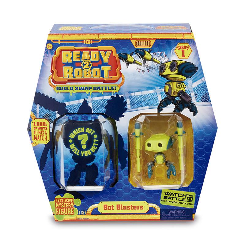 Ready 2 Robot Bot Blaster amarelo
