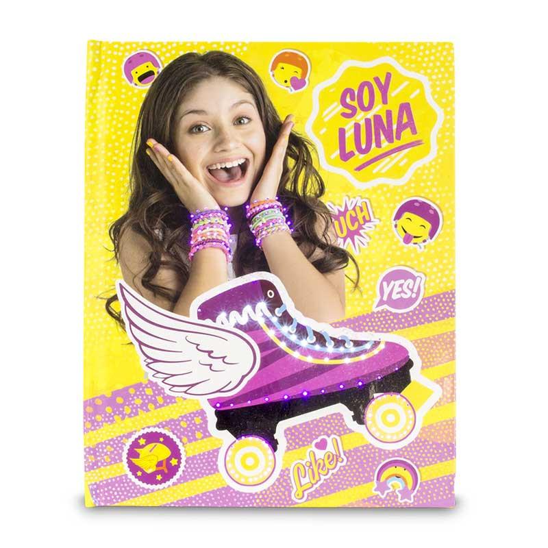 Soy Luna Diario Secreto com Luz