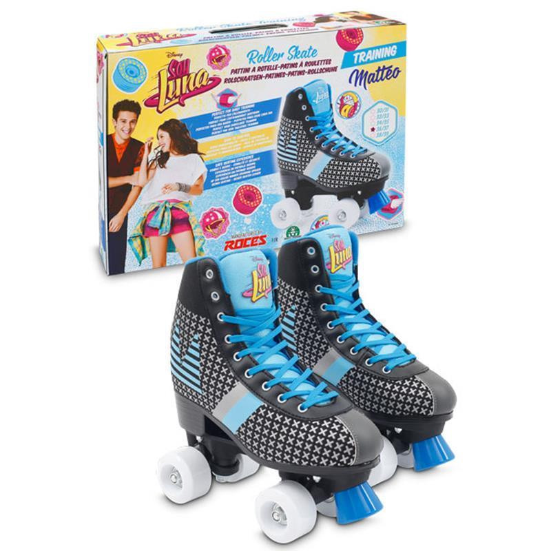 Soy Luna patins Matteo roller training