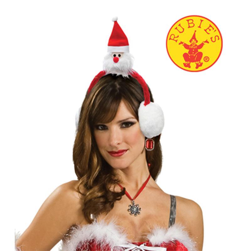 Diadema Natal Pai Natal