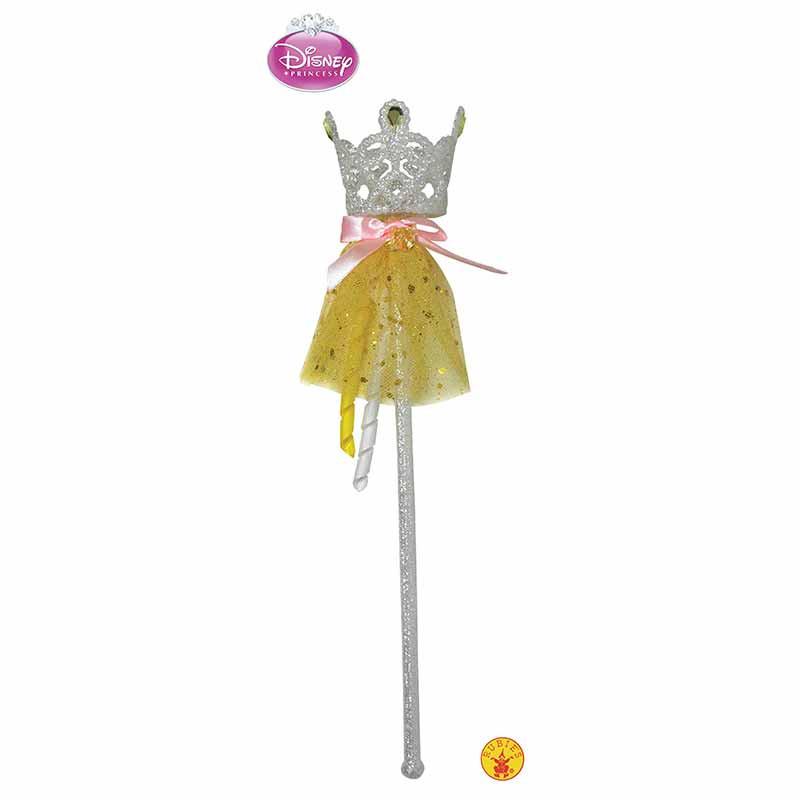 Princesas Disney varinha glitter Bella