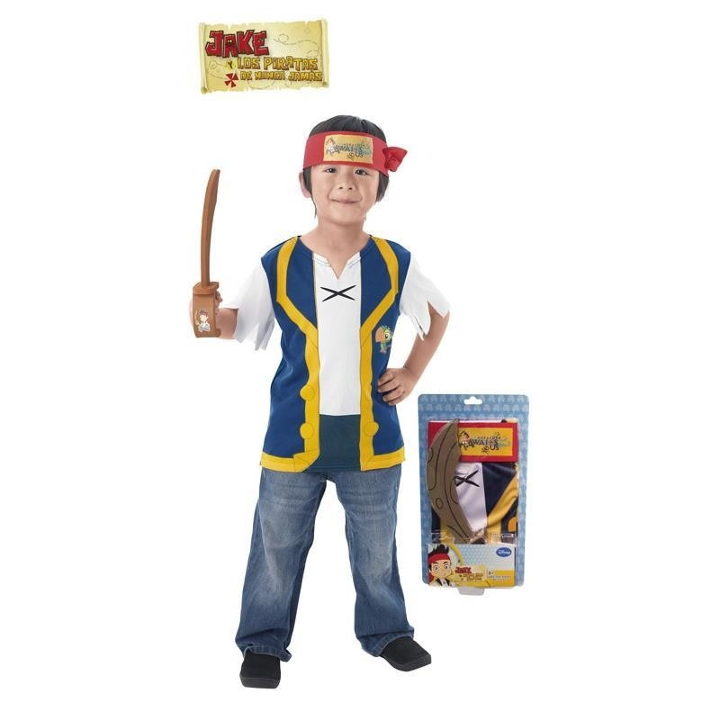 Disfarce Jake Blister Set Infantil