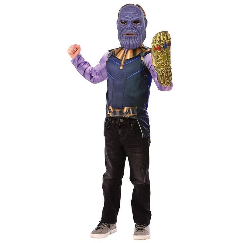 Disfarce Peito Thanos Inf cx