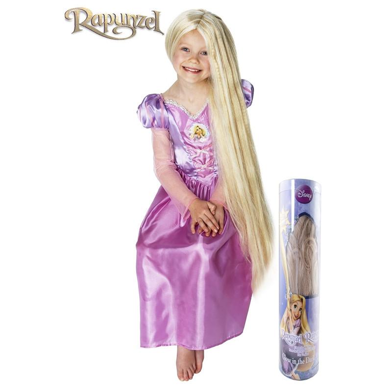 Peruca Rapunzel