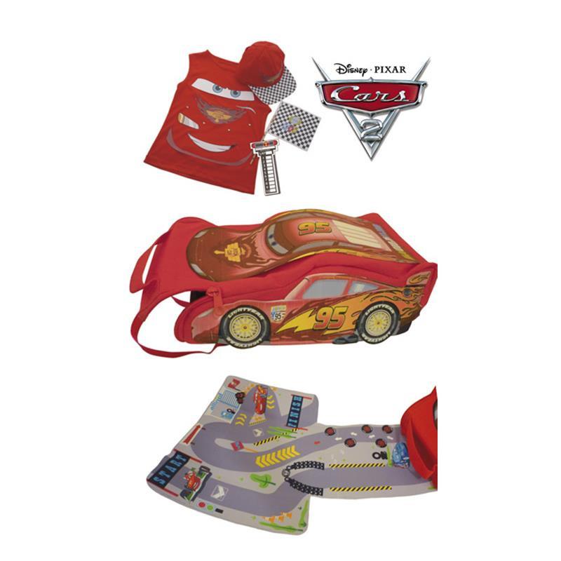 Cars Bolsa com acessórios