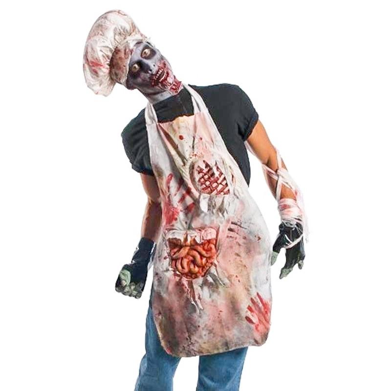 Avental Zombie Carniceiro