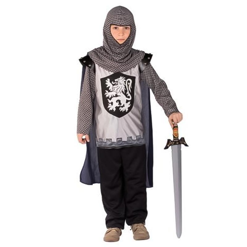 Disfarce o bravo cavaleiro inf