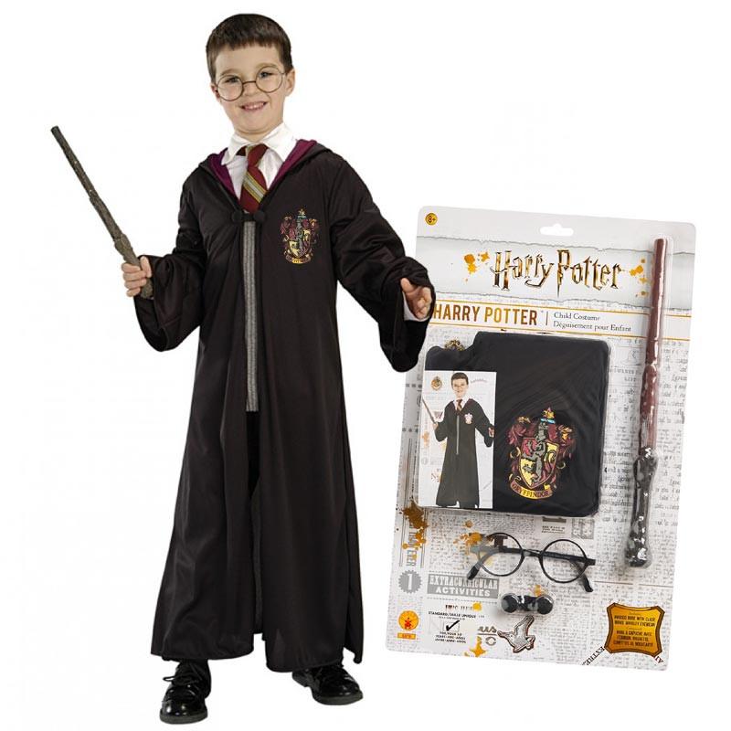 Conjunto disfarce Harry Potter inf
