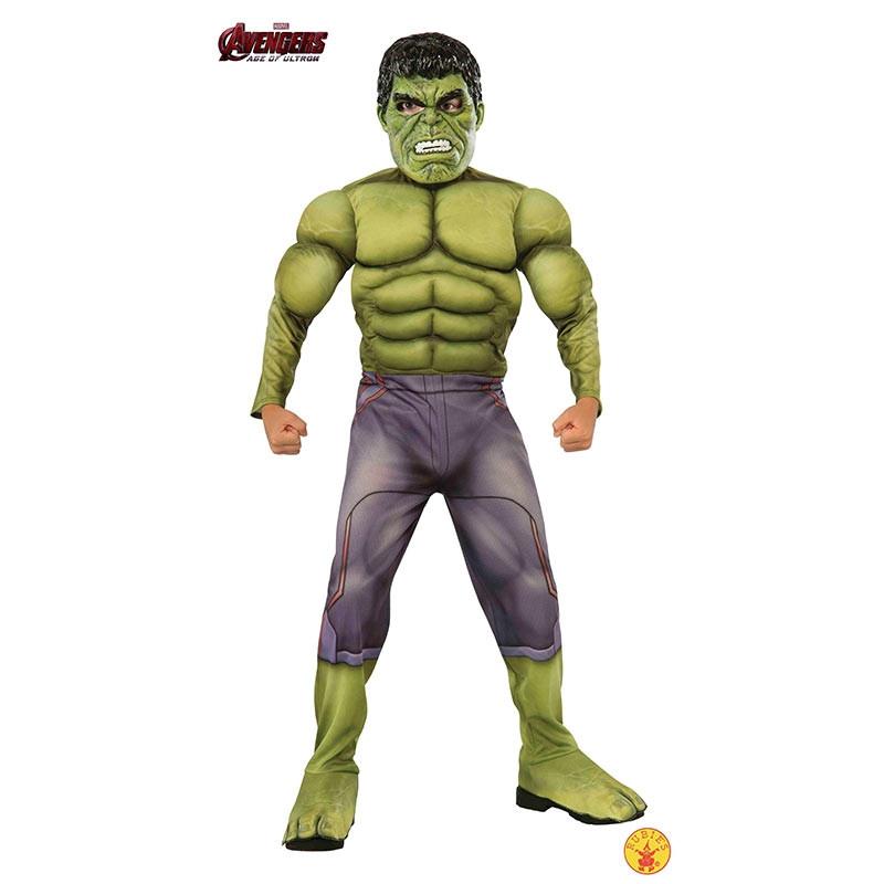 Disfarce Hulk premium inf
