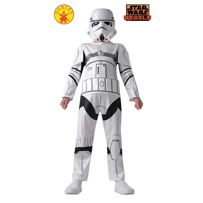 Disfarce Stormtrooper clássico inf