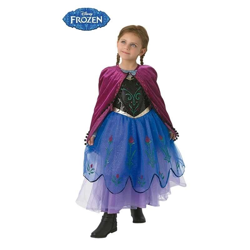 Disfarce Princesas Disney Anna premium