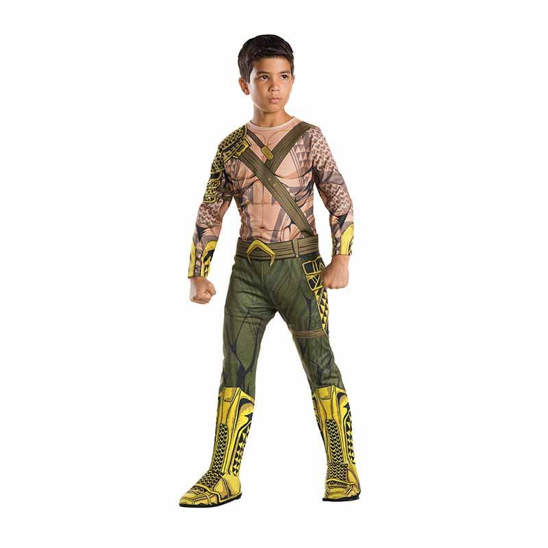 Disfarce Aquaman infantil
