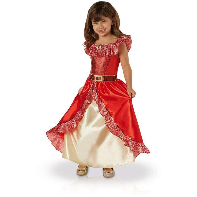 Disfarce Elena de Avalor Infantil