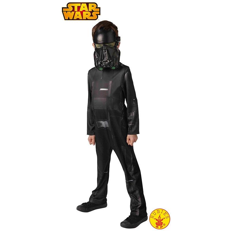 Disfarce Star Wars Death Trooper inf