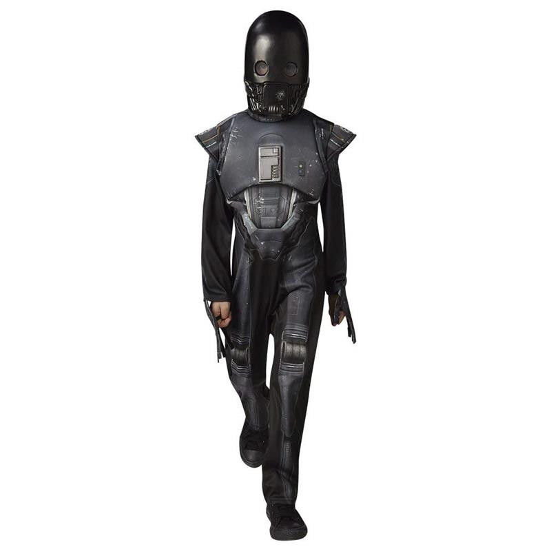 Disfarce Star Wars K-2SO infantil