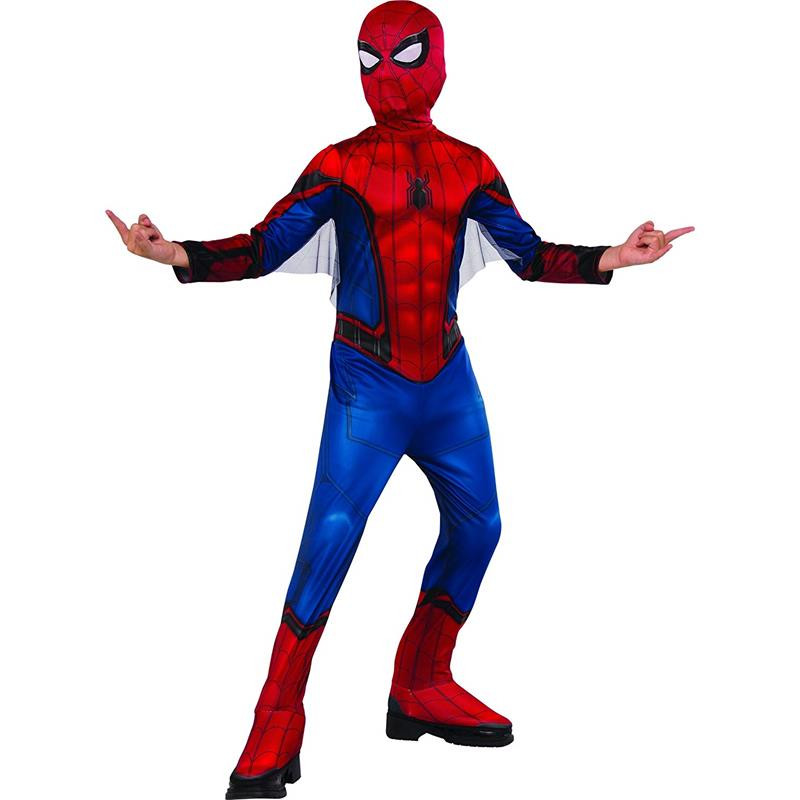 Disfarce Spiderman infantil