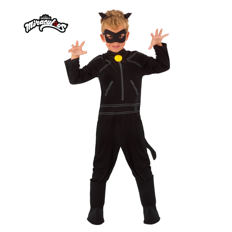 Disfarce Cat Noir infantil