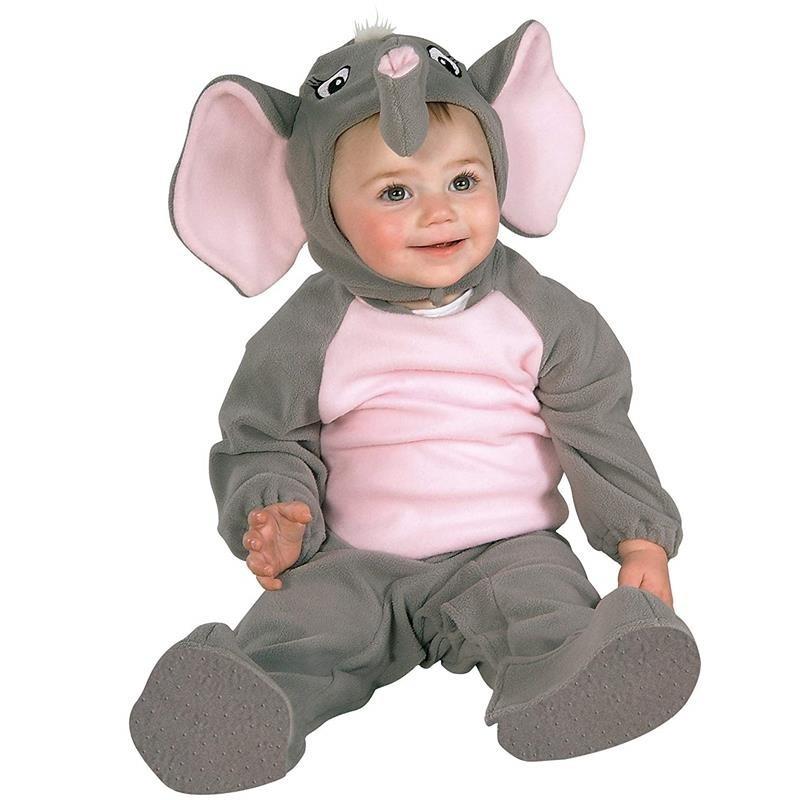 Disfarce Elefante bebé