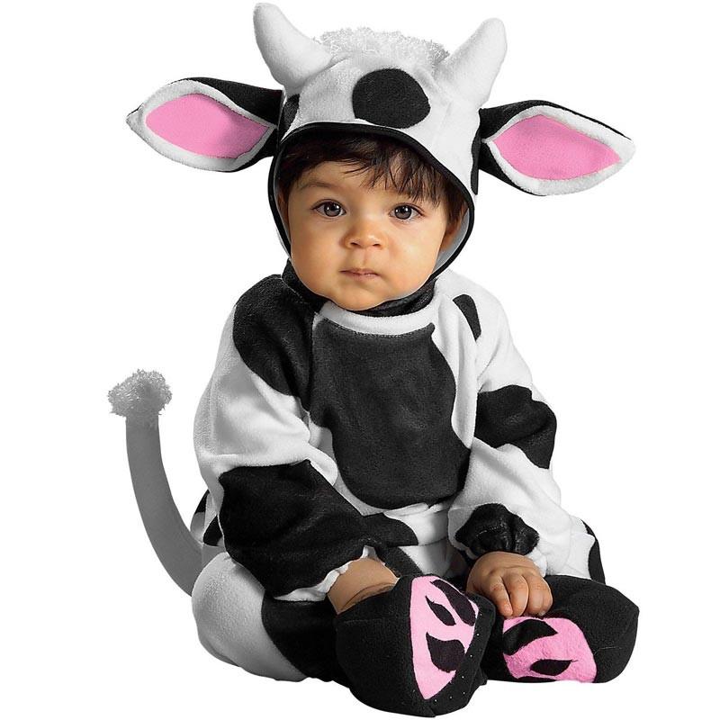 Disfarce Vaca bébé