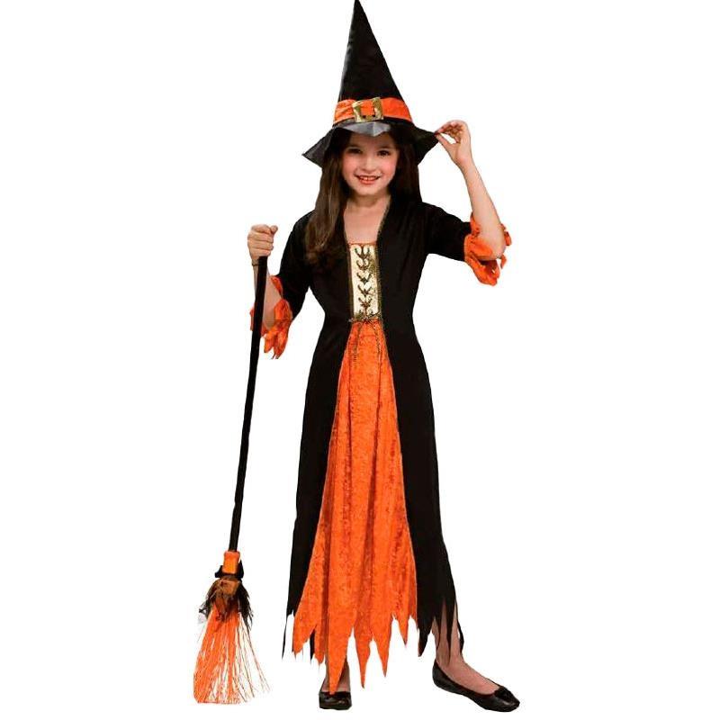 Disfarce Bruxa Halloween