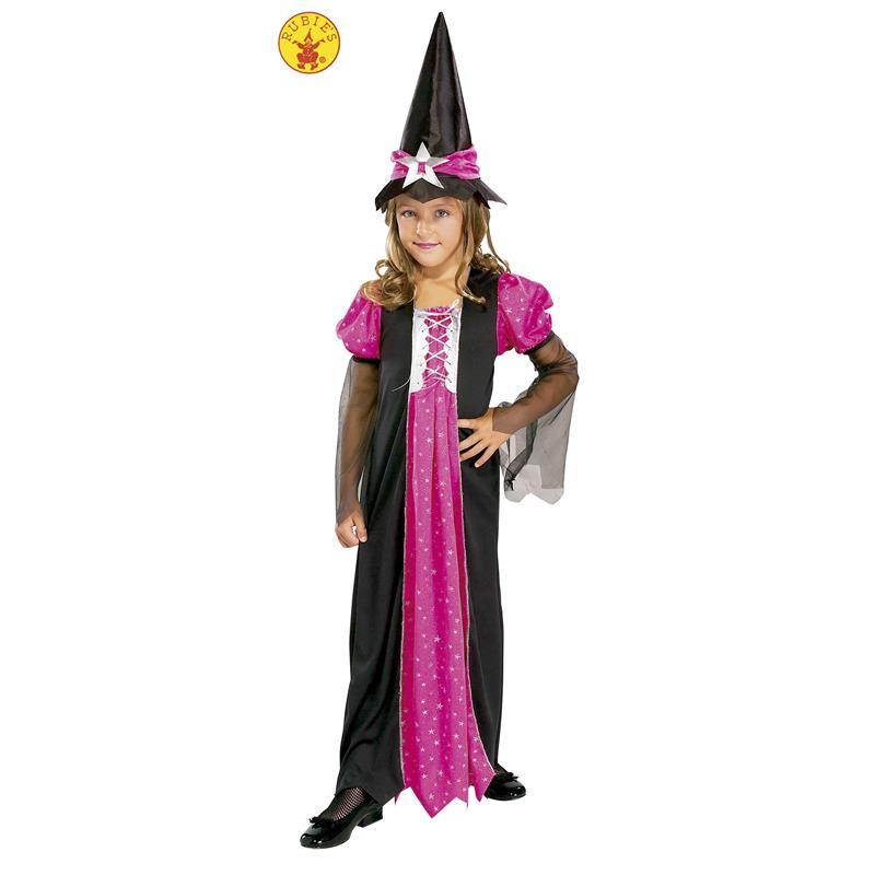 Disfarce Bruxa da Meia Noite Infantil