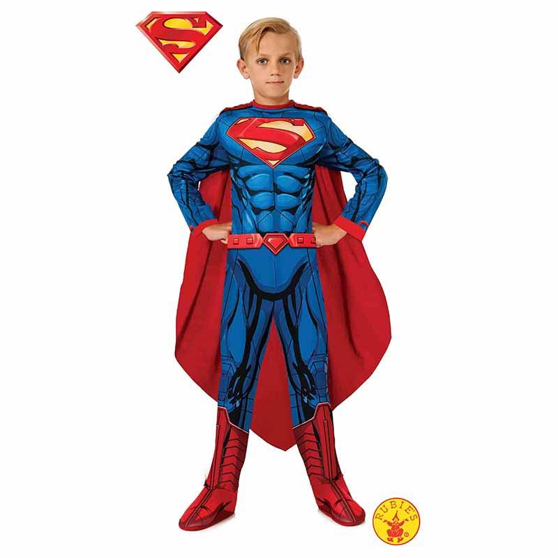 Disfarce Superman infantil