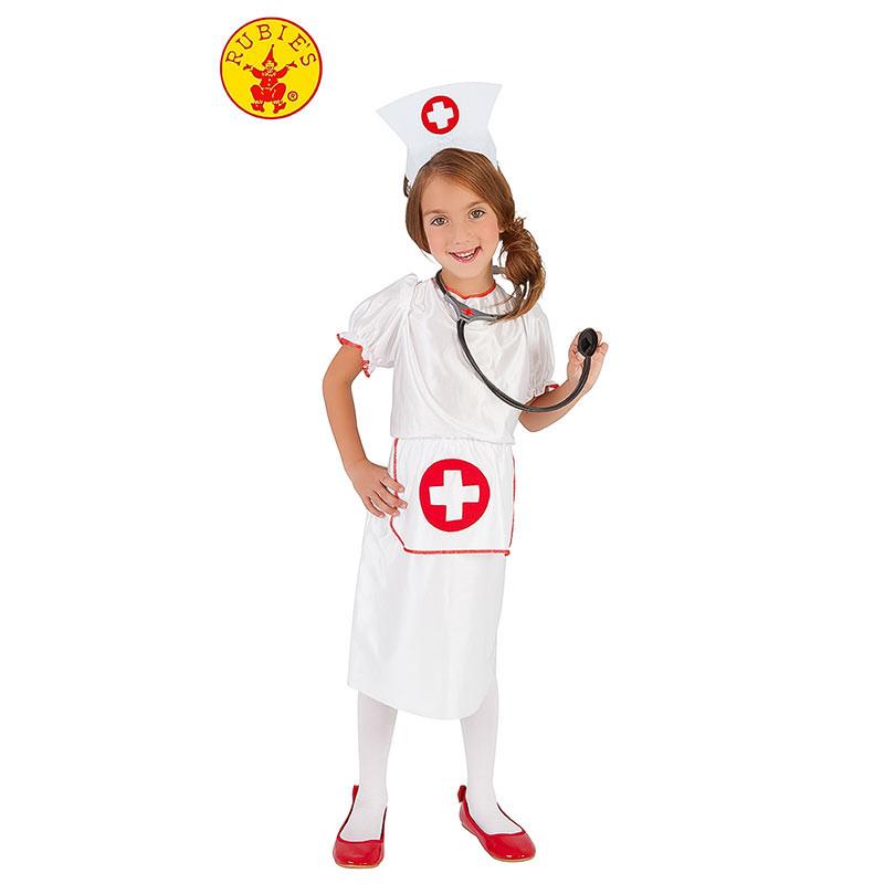 Rubies Disfarce Enfermeira Inf