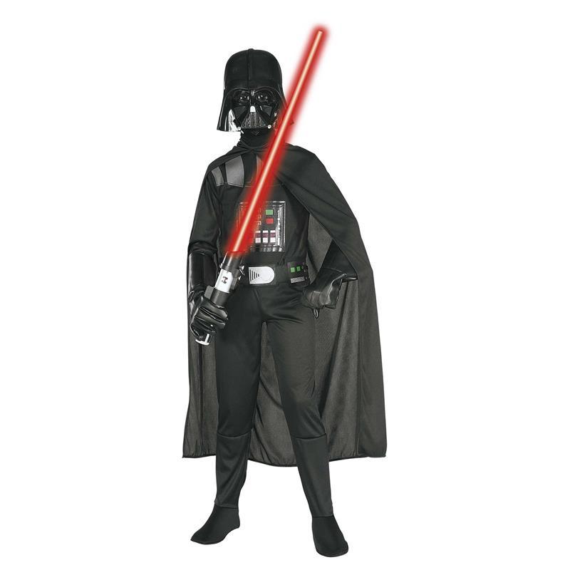 Disfarce Darth Vader infantil