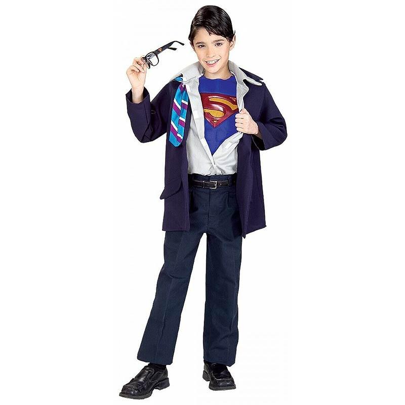 Rubies Clark Kent Superman Reversível Inf.