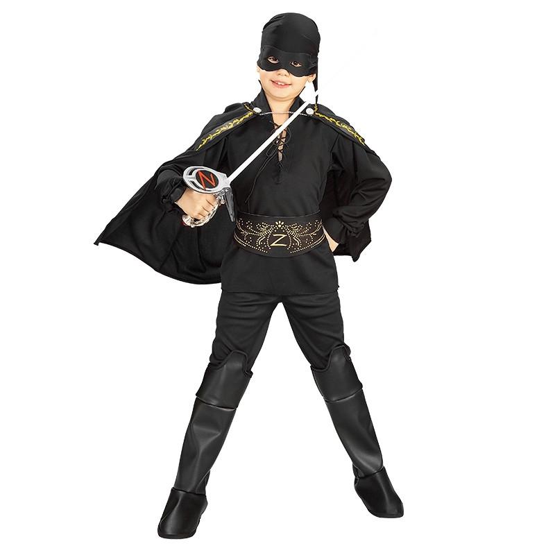 Zorro Disfarce Infantil