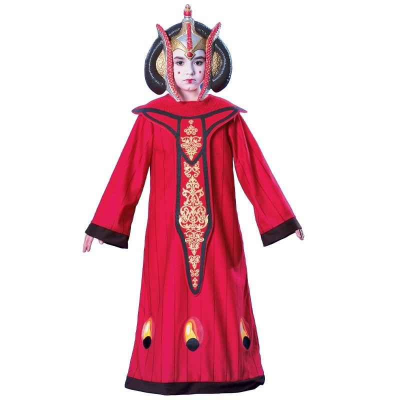 Disfarce Rainha Amidala inf