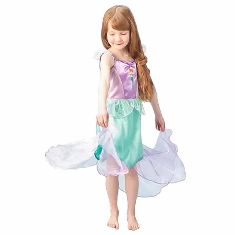Disfarce Disney Princess Ariel inf