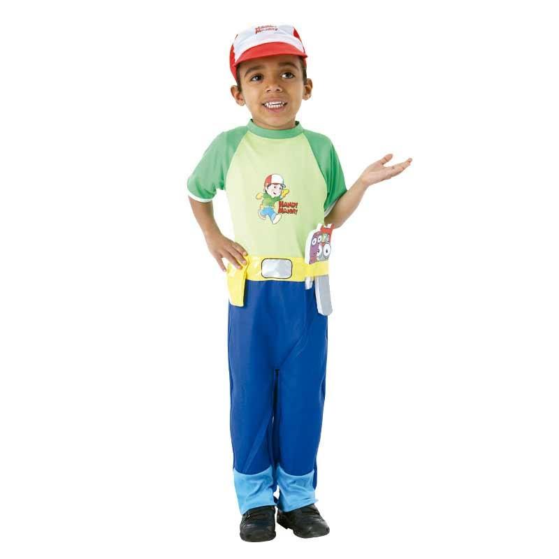 Disfarce Manny Mãozinhas classic infantil