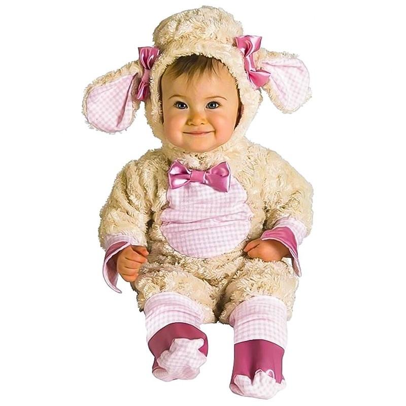 Disfarce Ovelhinha bebé