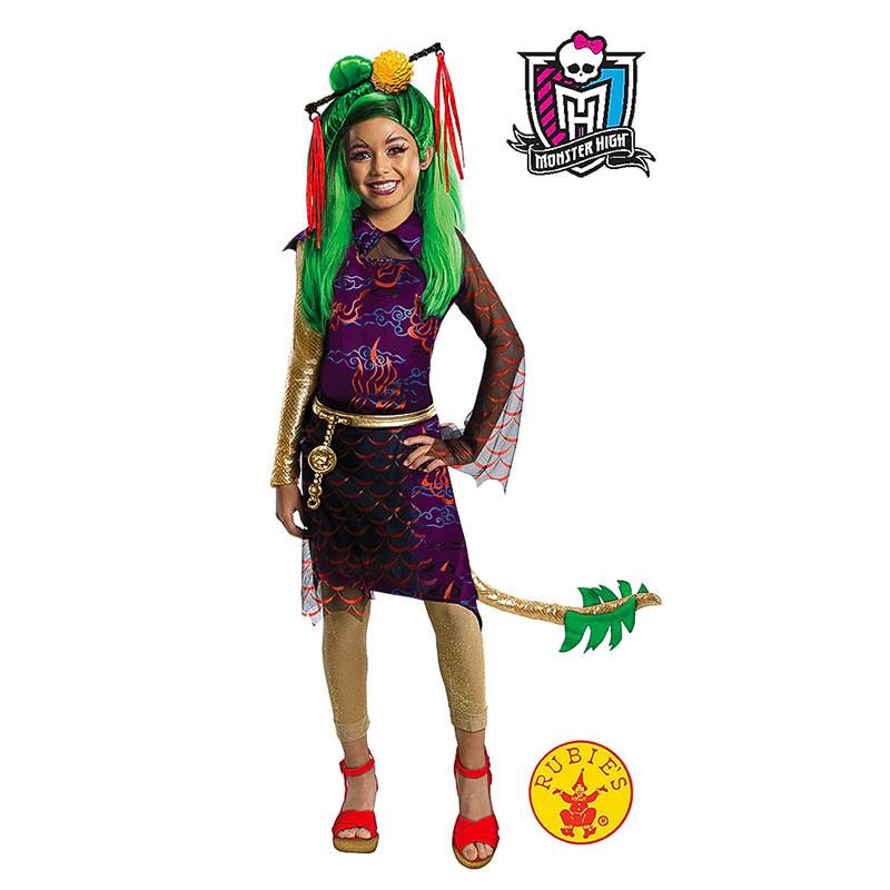 Disfarce Monster High Jinafire