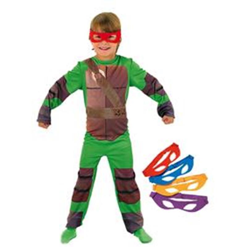 Tartarugas Ninja Disfarce Infantil
