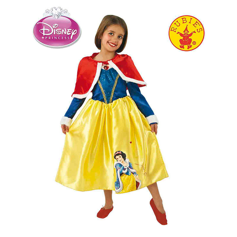 Disfarce Branca da Neve winter inf