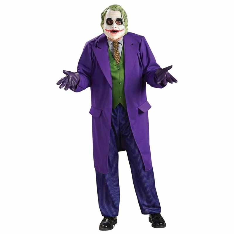 Disfarce The Joker adulto