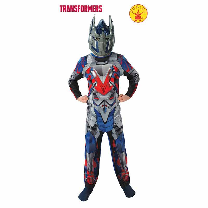 Disfarce Optimus  Prime infantil