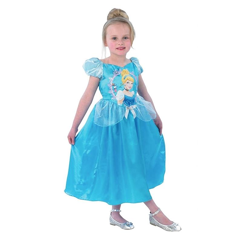Disfarce Princesa Disney Cinderela