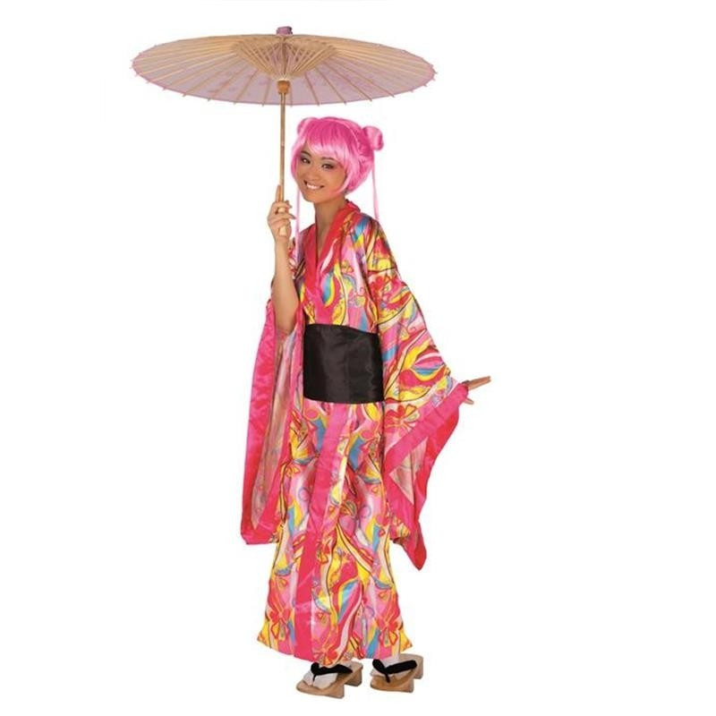 Disfarce Kimono Manga Adulto T/U