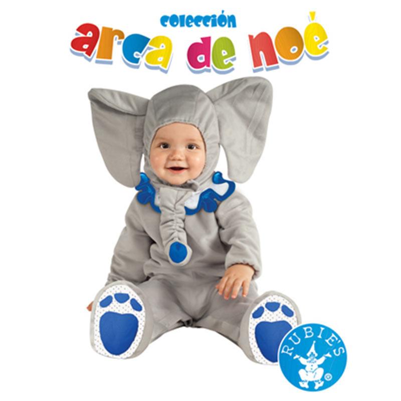 Disfarce elefante trompy bebe