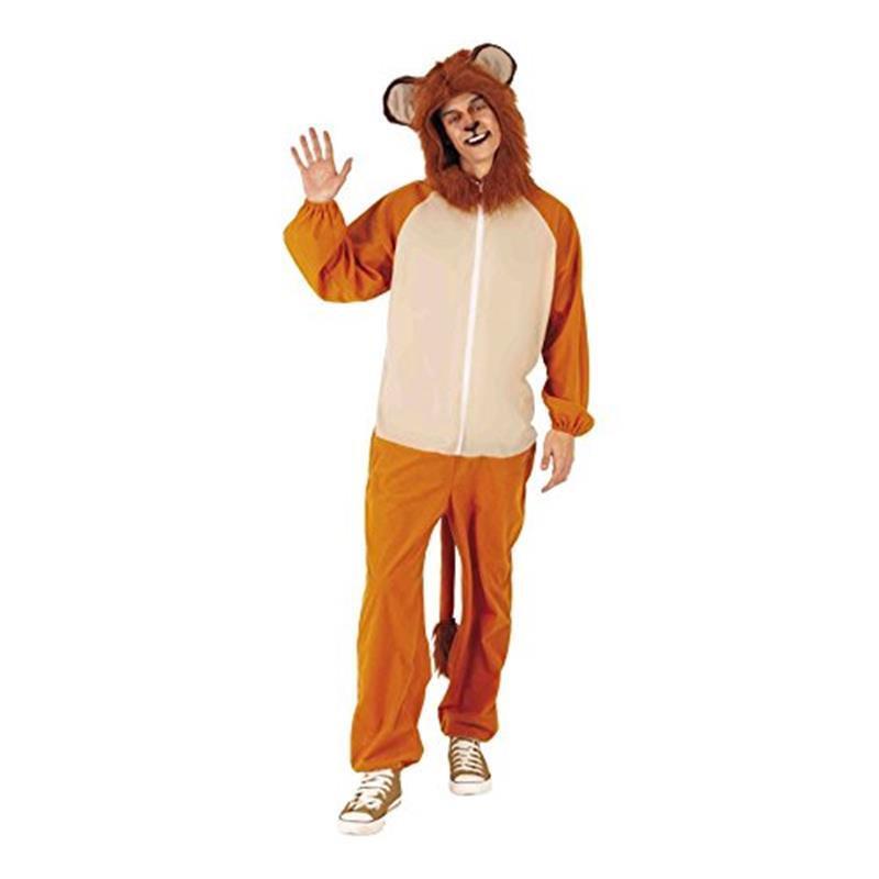 Disfarce Leão Adulto T/U