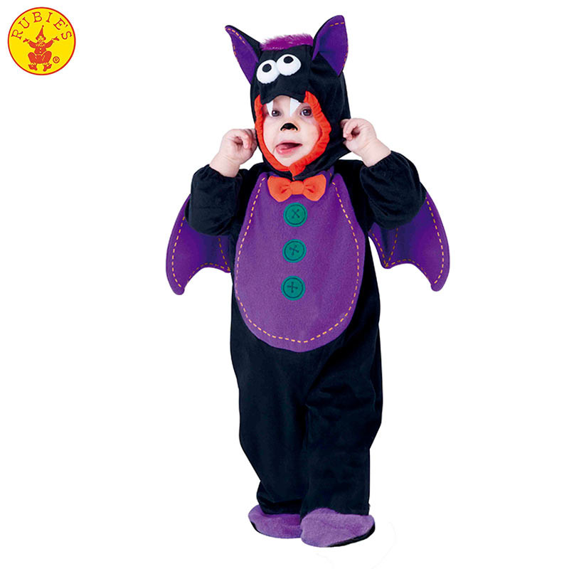 Disfarce baby bat bebé Halloween
