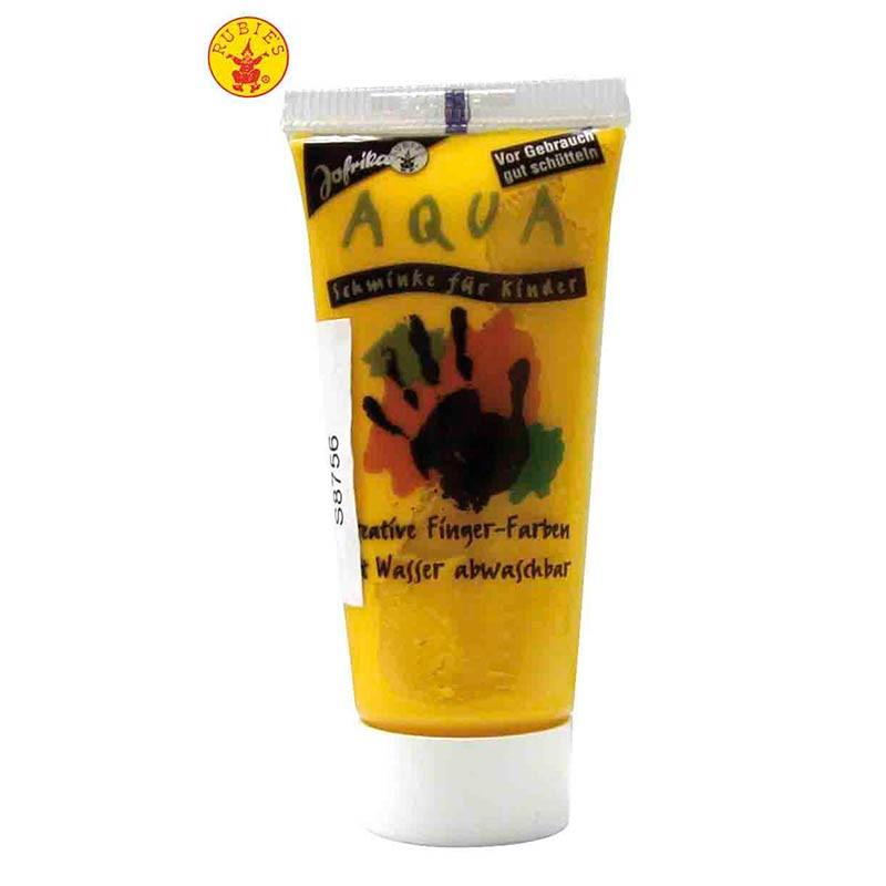 Maquilhagem de Água Amarelo em Tubo