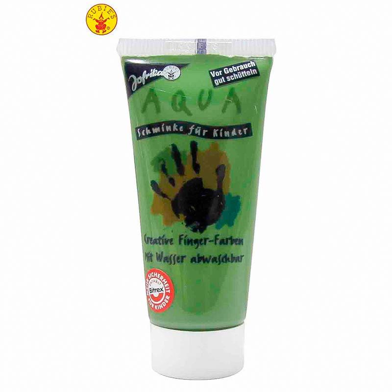 Maquilhagem de Água Verde em Tubo